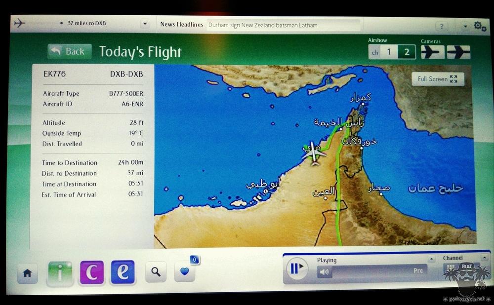 RThW, Emirates