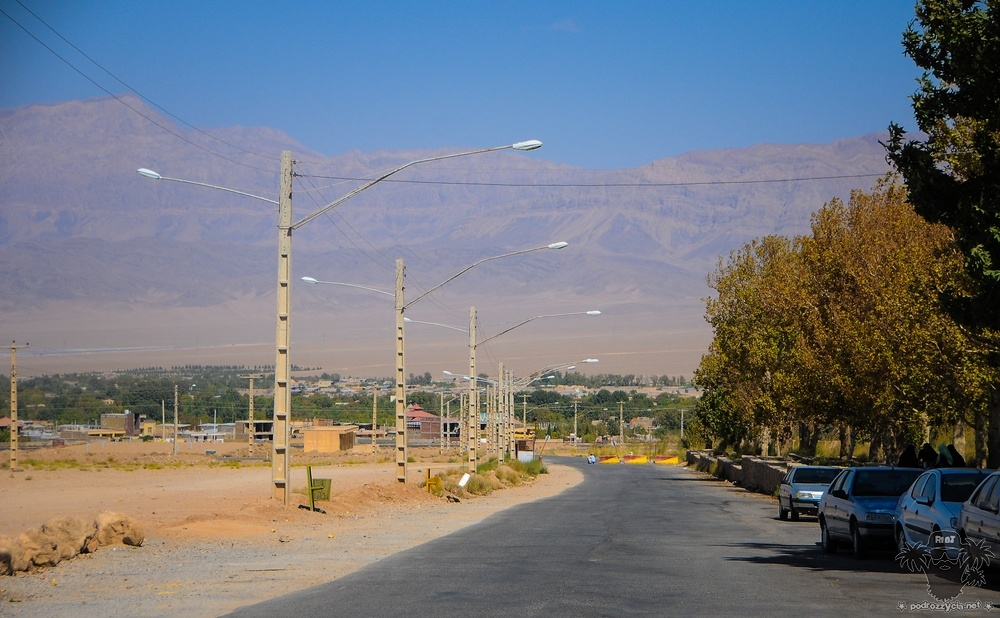Podróż Życia, Iran, Mahan