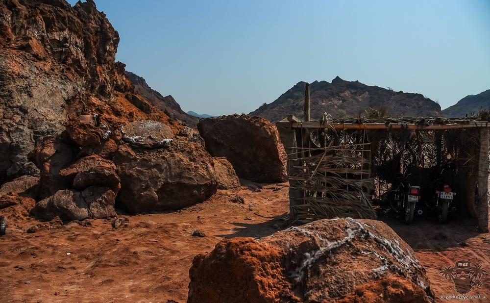 Podróż Życia, Iran, Ormuz, jaskinia solna