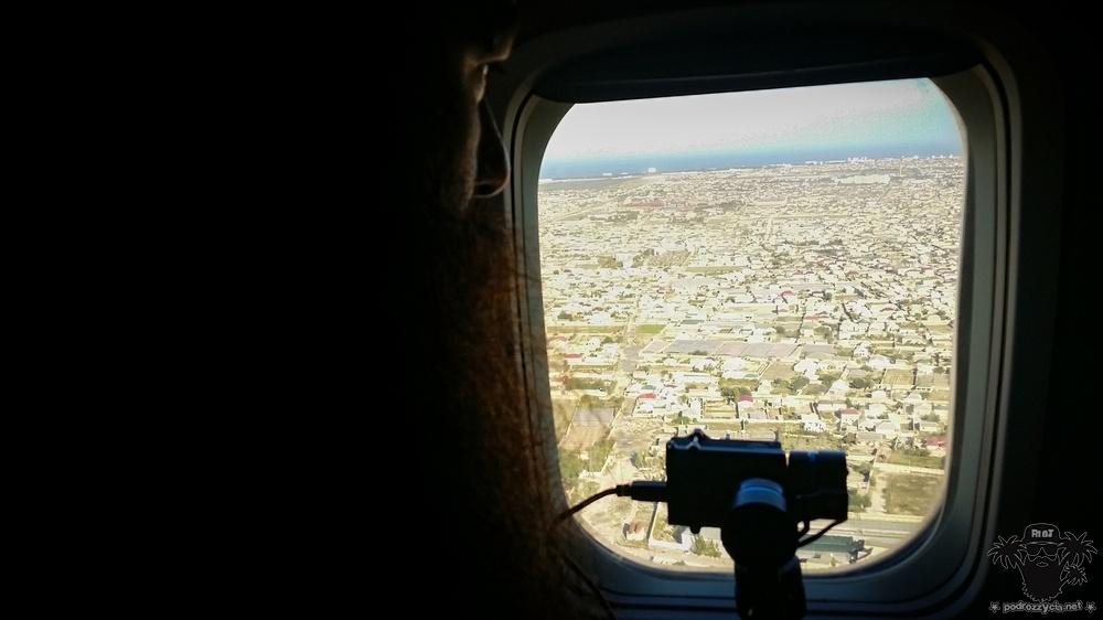 Podróż Życia, Azerbaijan Airlines