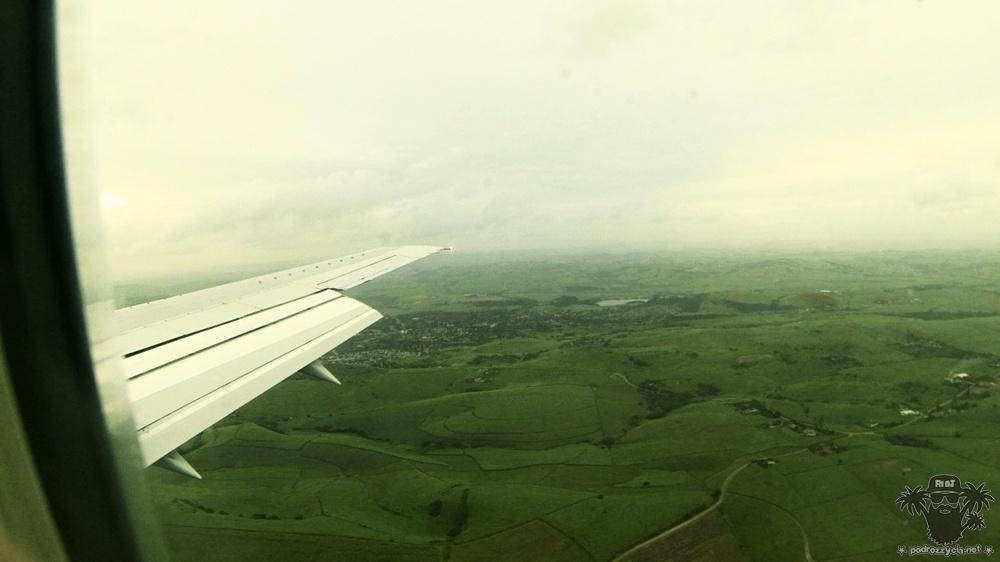 Round The half World. RPA, Durban