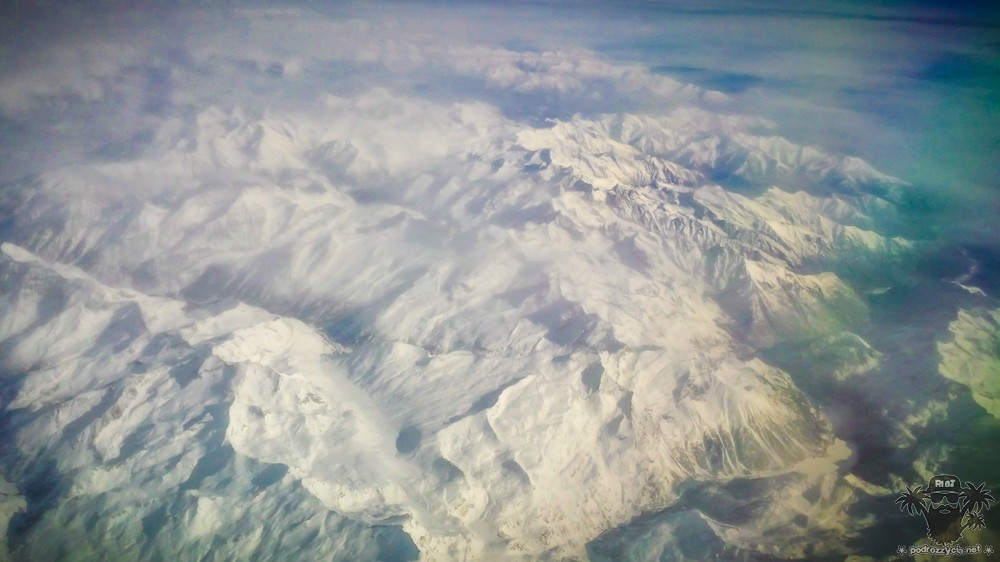 Podróż Życia, Mt Blanc