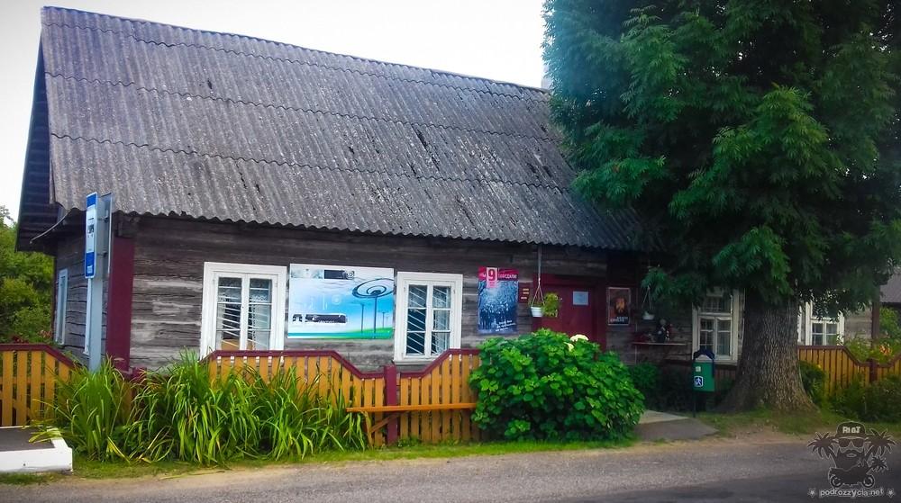 Podróż Życia, Białoruś motocyklem, Stare Wasiliszki, dom Niemena