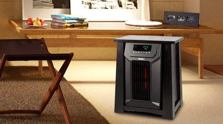Are Infrared Space Heaters Safe