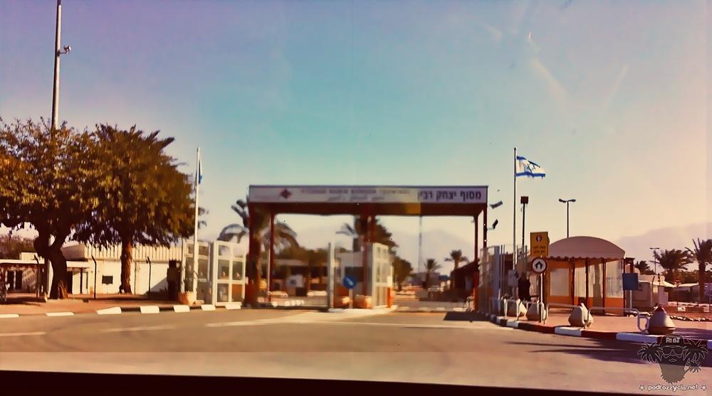 Przejście graniczneEilat/Aqaba