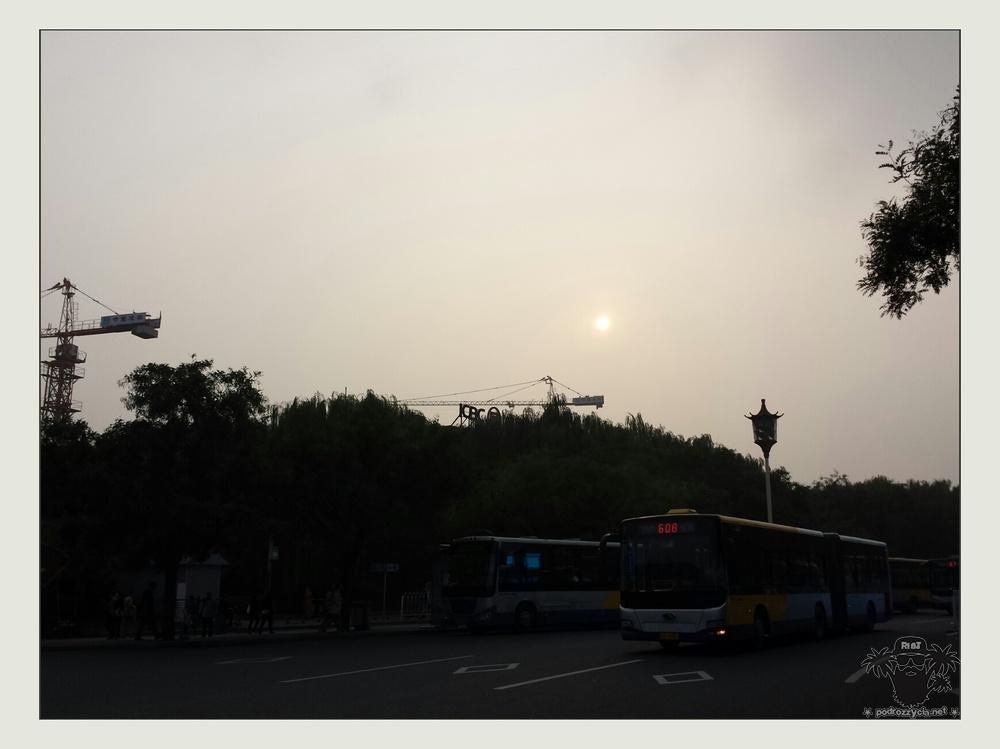 Pekiński smog