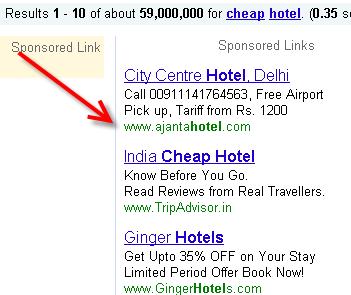 contoh iklan di google