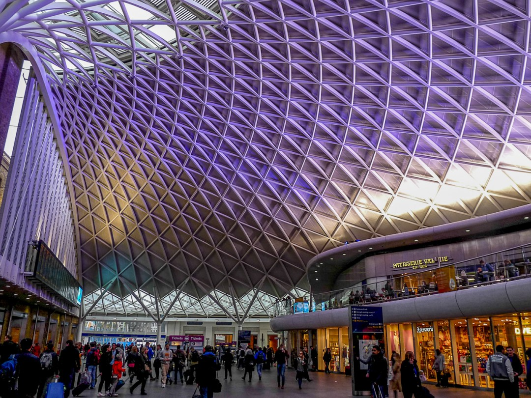 Estación Kings Cross