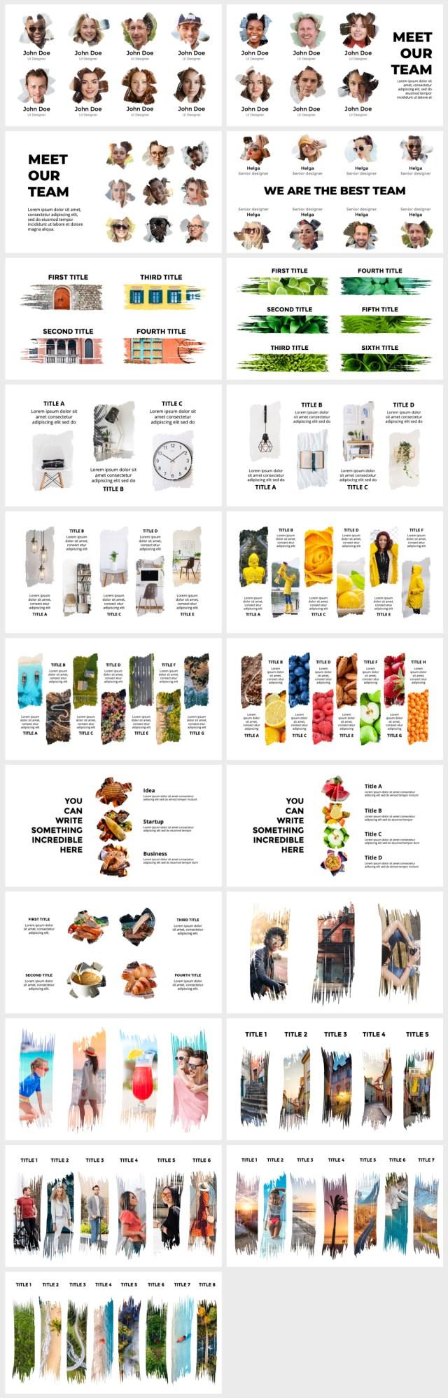 Huge Infographics Bundle! Lifetime Updates! PowerPoint, Photoshop, Illustrator. - 117
