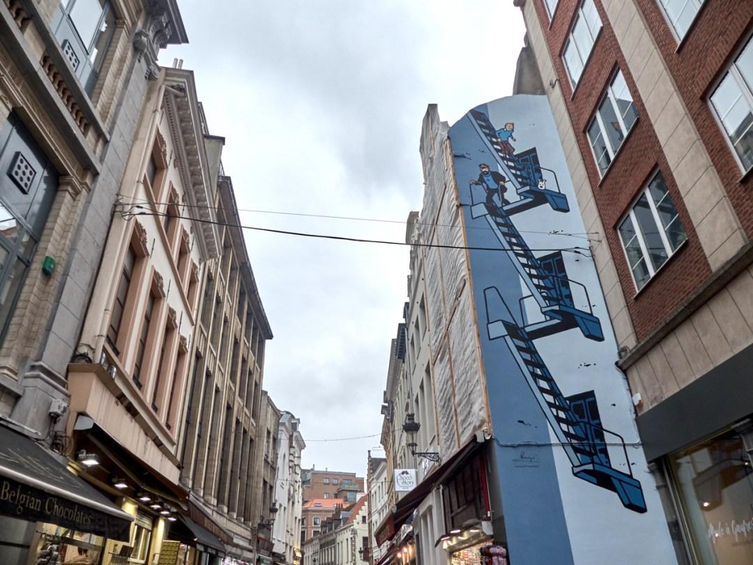 graffiti bruselas