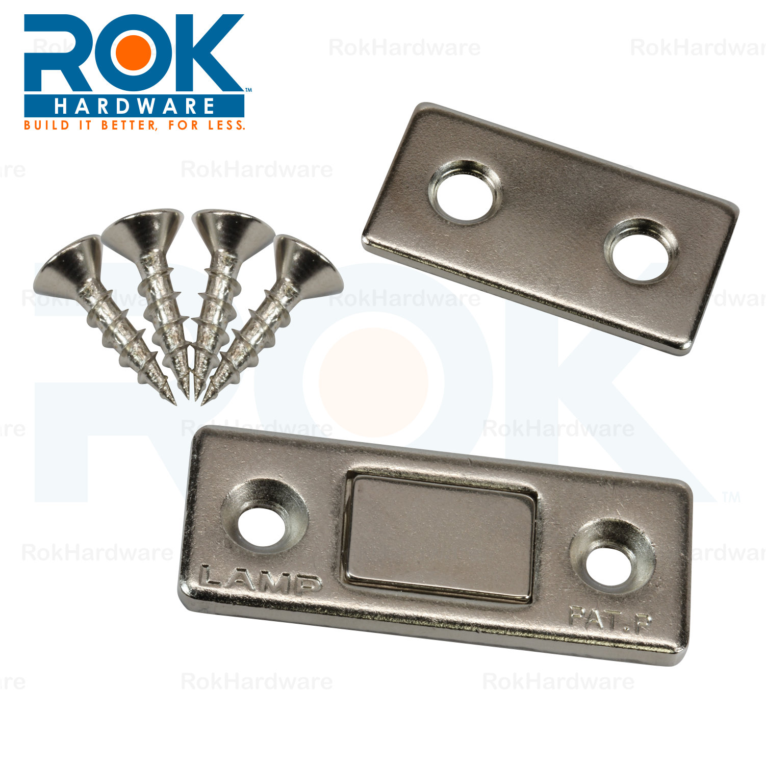 Sugatsune Ultra Thin Cabinet Furniture Door Magnetic Catch