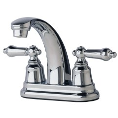 Mobile Home Kitchen Faucets Best Appliances Rv Bathroom Vanity Sink 4 Quot Centerset Lavatory