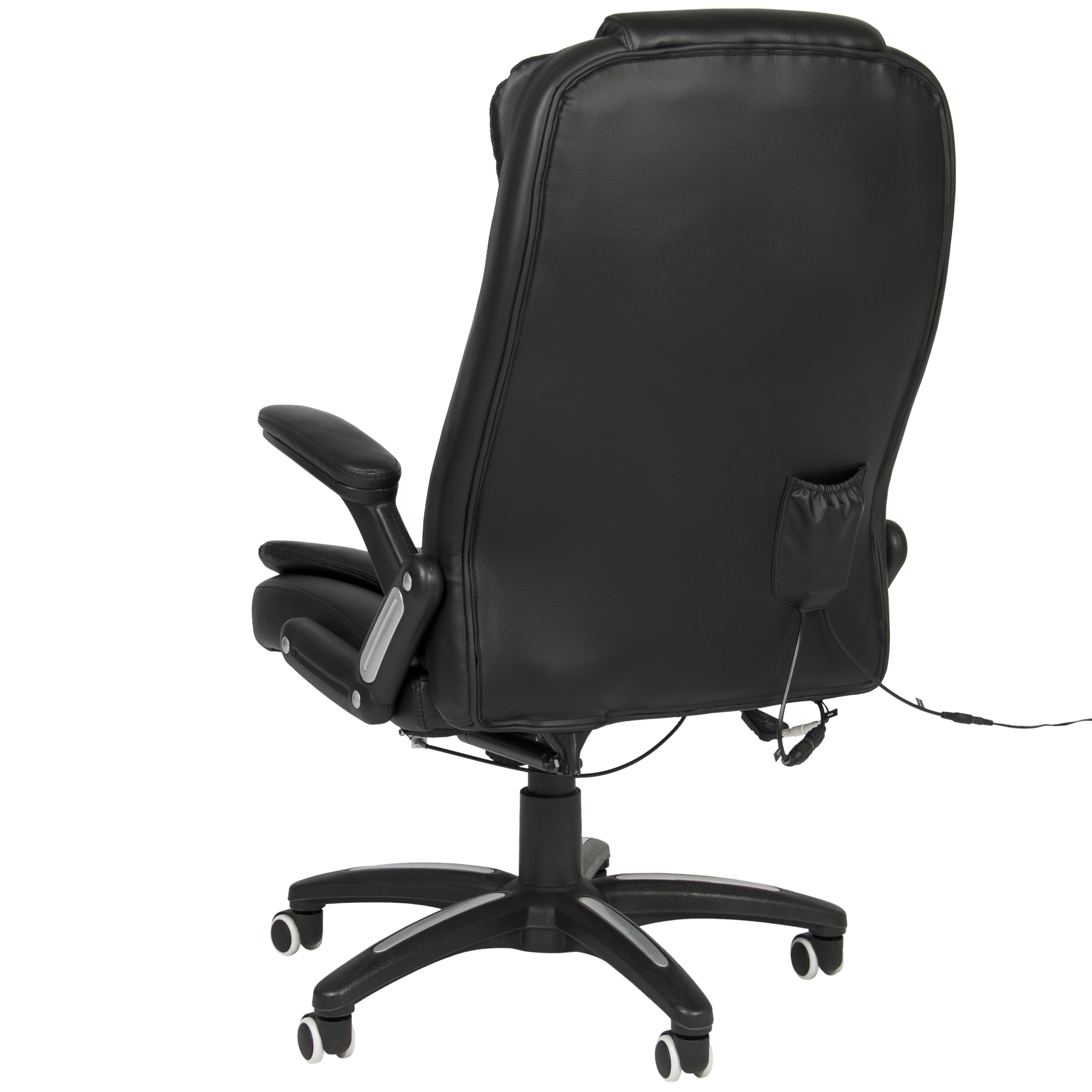 Office Chair Massager Bcp Executive Ergonomic Heated Vibrating Computer Office