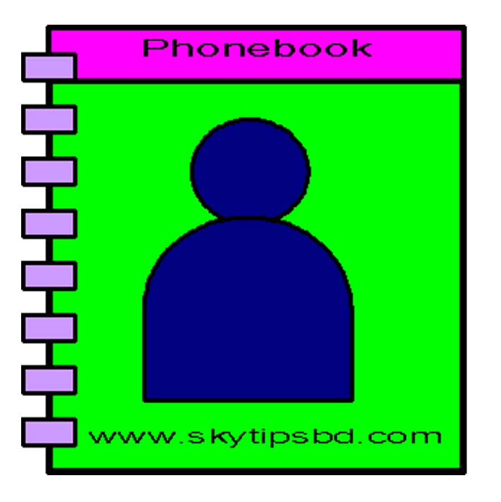 How to create Phonebook backup?