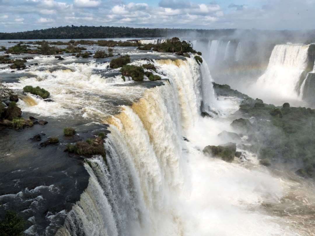Cataratas del Iguazú