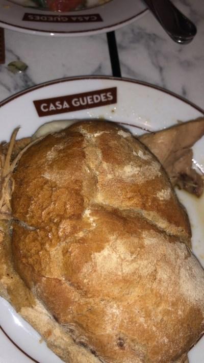 Sandwich casa Guedes oporto