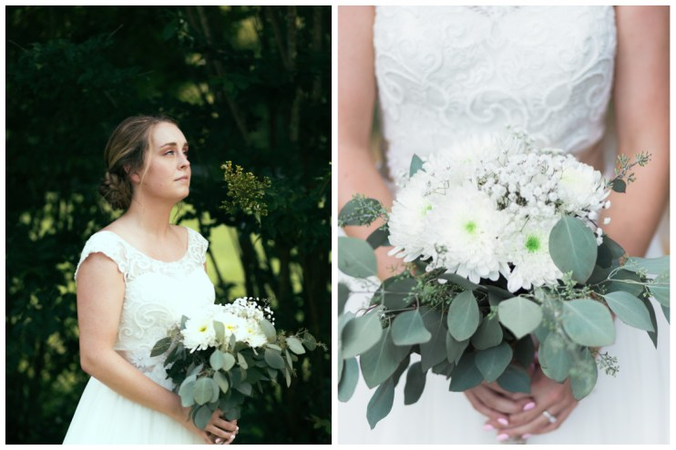 Casey and Bouquet
