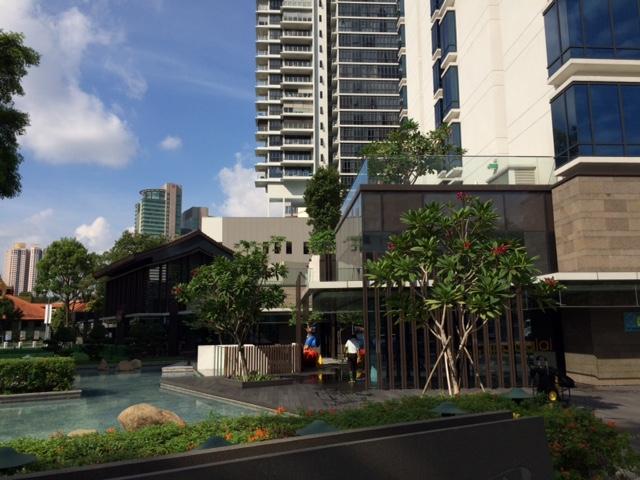 singapore business trip novena square