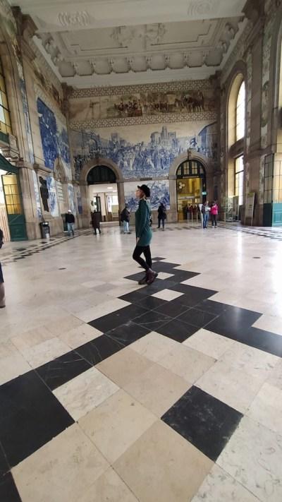 Estación San Bento
