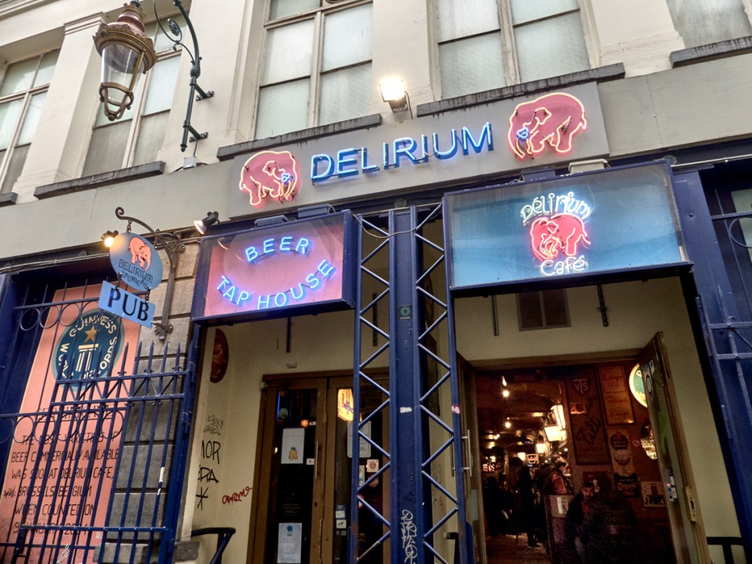 Cafe Delirium