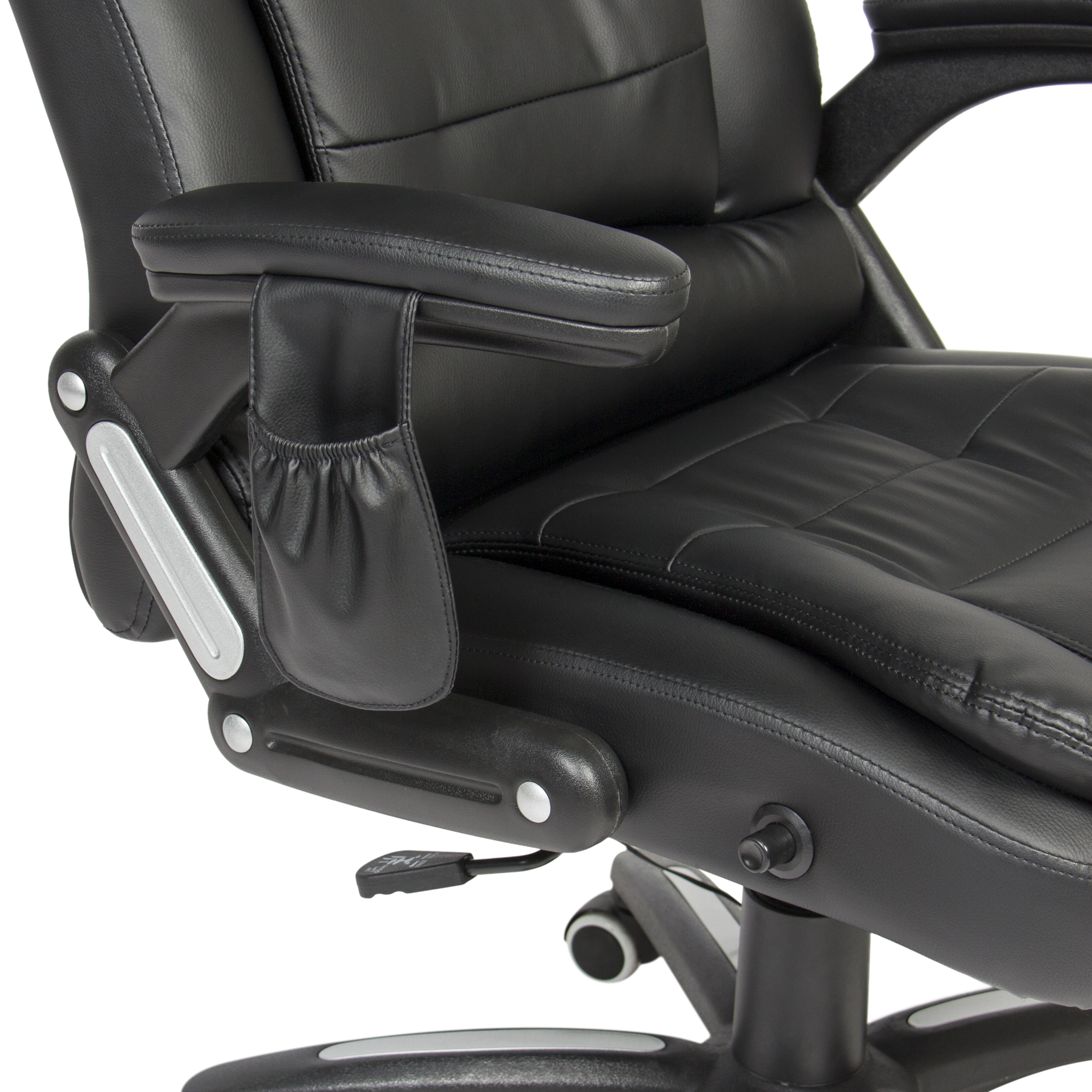 Top Rated Massage Chairs Bcp Executive Ergonomic Heated Vibrating Computer Office