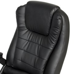 Heated Office Chair Baby Clips Onto Table Bcp Executive Ergonomic Vibrating Computer