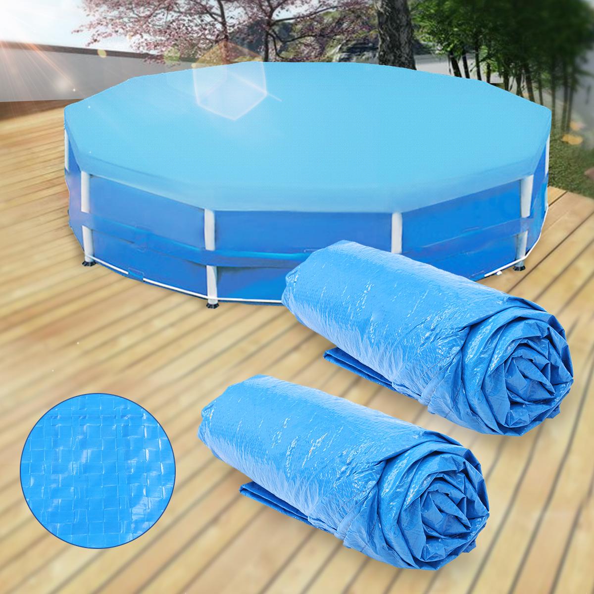 Gadgets - 10ft 12ft Diameter Swimming Pool Cover Roller Family Garden Polar