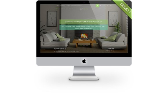 Smart Estate - Ultimate Single Property Theme - 3