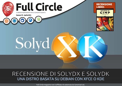 Full Circle Magazine n.72