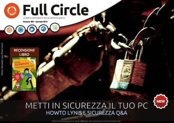 Full Circle Magazine n.81