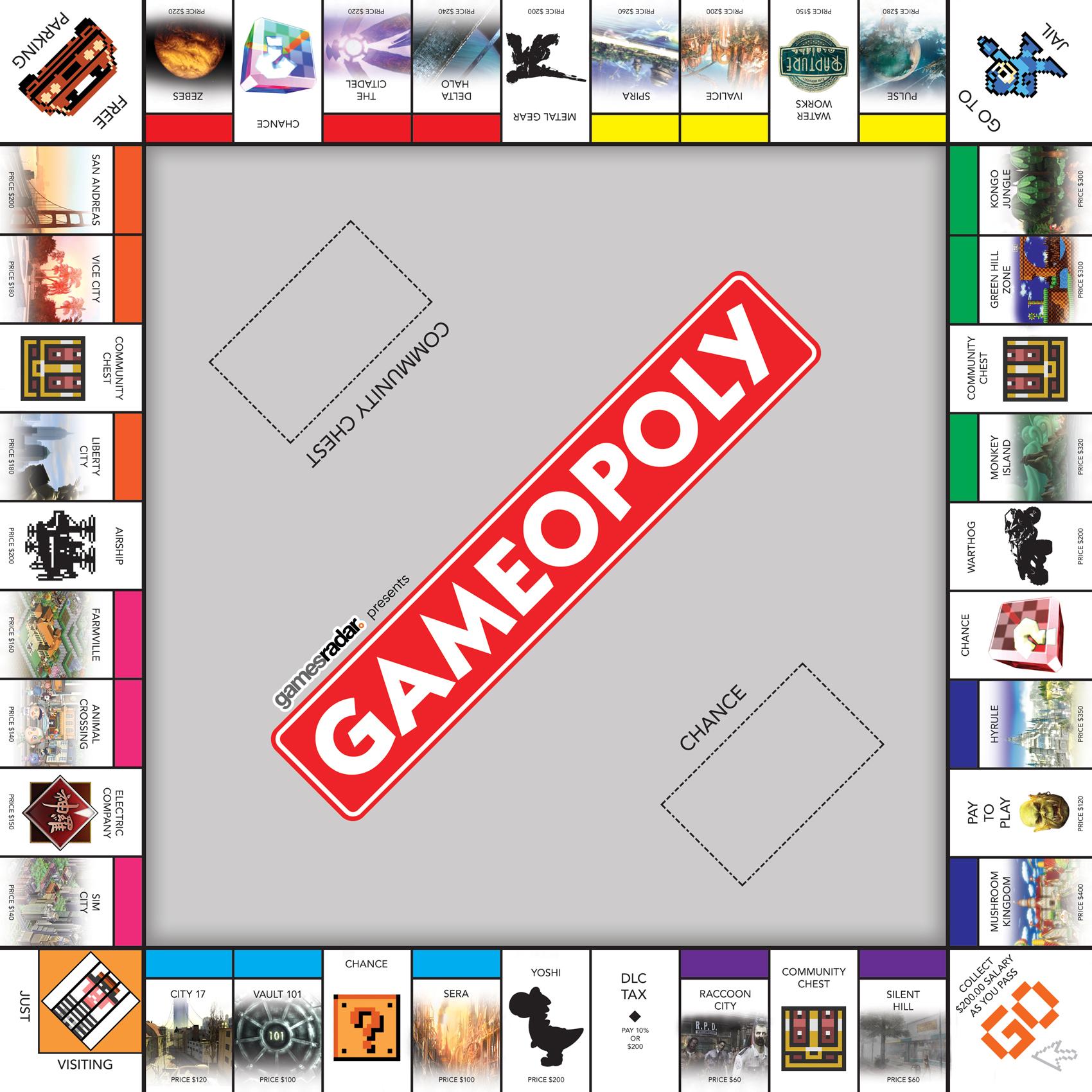 Debera trabajar Pero navego un poco El Monopoly ms