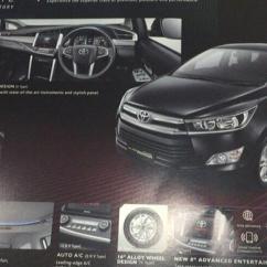 Forum All New Kijang Innova Grand Avanza Putih Bocoran Tampilan Toyota Beredar Luas Di Internet