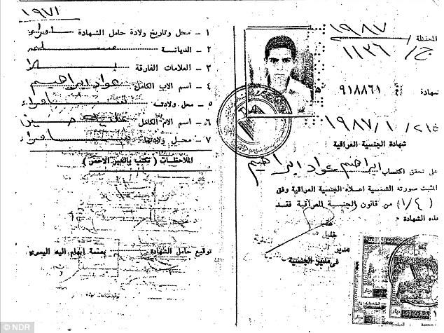 Buku Rapor SMA Baghdadi (Pemimpin ISIS) Menjelaskan Masa