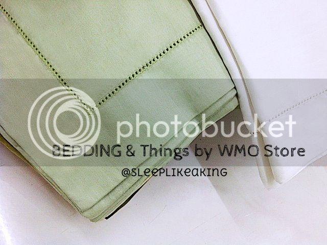 Terjual Sarung bantal tidur aka Pillow Cover king koil