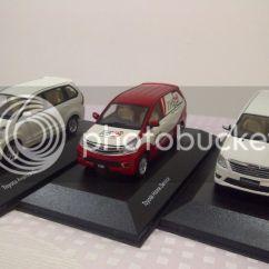 Diecast Grand New Avanza Kijang Innova Venturer Terjual Wts Rims Toyota Type G Veloz Ths
