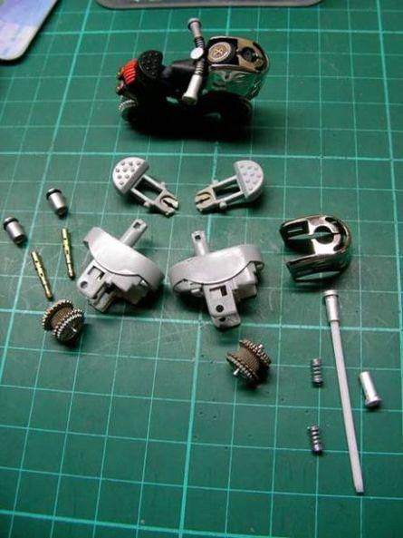 Cara Bikin Miniatur : bikin, miniatur, Membuat, Miniatur, Motor, Korek, KASKUS