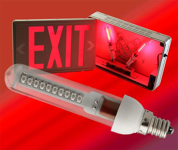 LED T6 Tube Bulbs Replace Incandescent 15T6 Amp 20T6 Longer