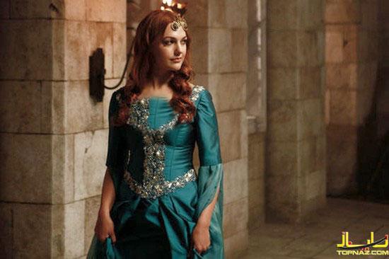 عکسهای شخصی بازیگران سریال حریم سلطان