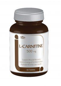 ال کارنیتین (L-carnitine) نحوه مصرف خواص و عوارض مکمل ال کارنیتین