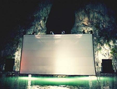 سینمای شناور در تایلند