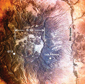 Valles-Caldera