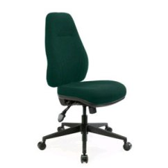 Ergonomic Chair Without Arms Chairman Cos Synchron No Chai2204fa Complete