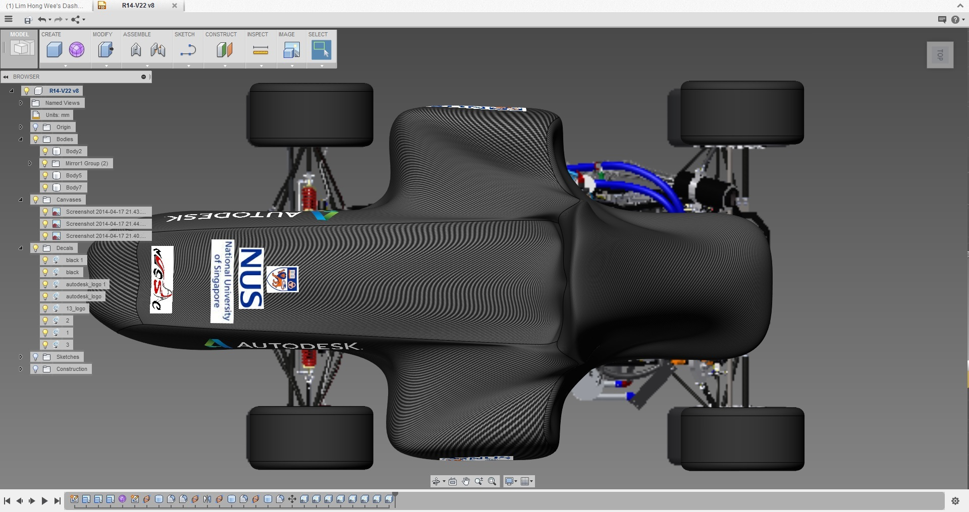 Autodesk Inventor Or Fusion 360