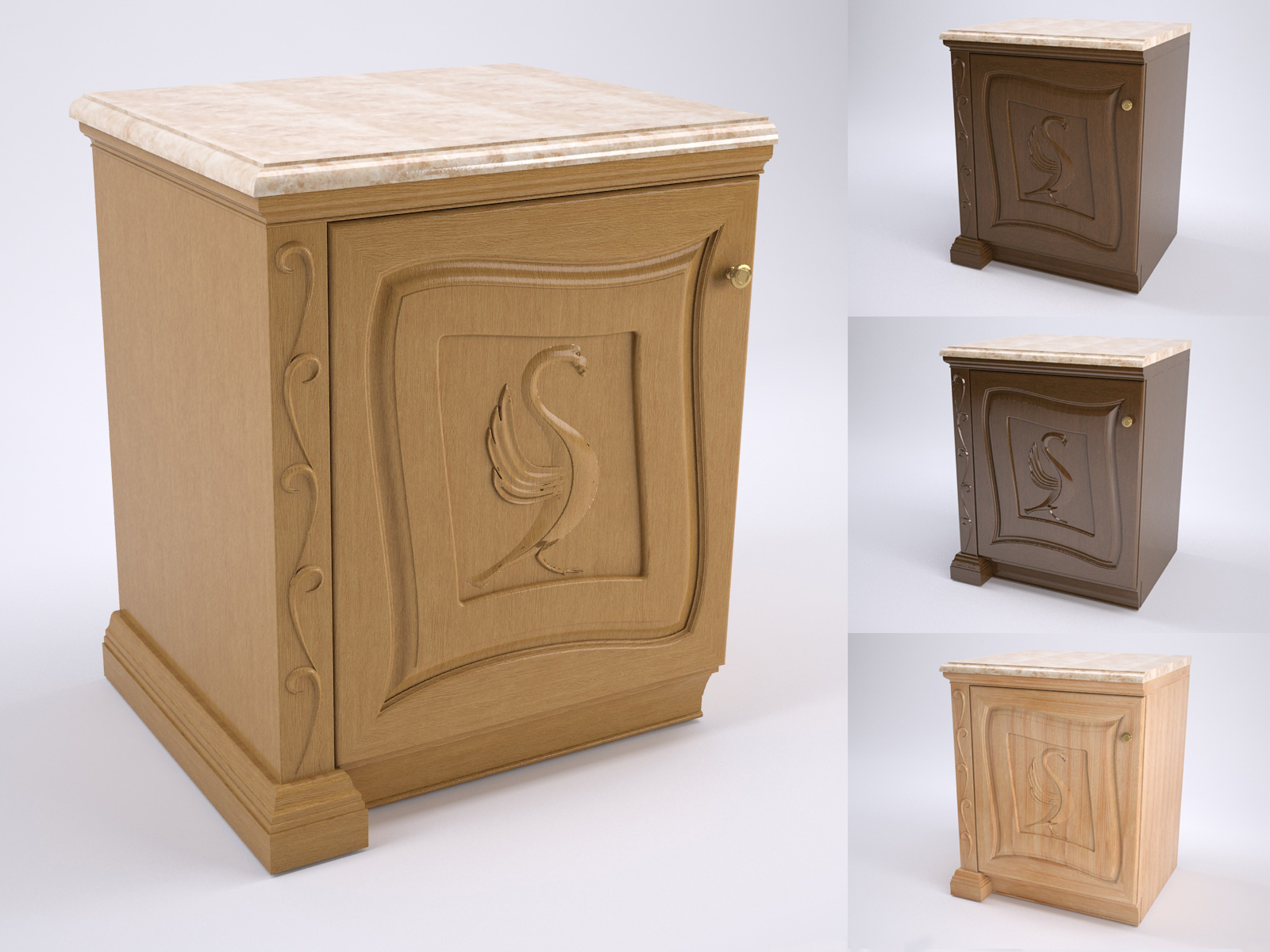Automatization Of Creating Art Furniture Wood