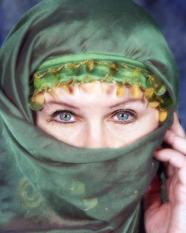 Myspace Masked Graphics Veil Women Clipart