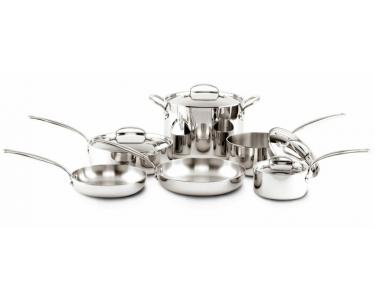 GreenPan Barcelona 10-Piece Cookware Set Auction, Sold for
