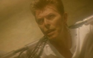 David Bowie – 'Hallo Spaceboy' music video