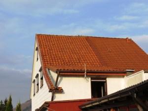 Dach mit 70cm Groundplane