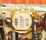 NEC C2287