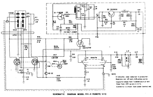 Drake RV-4 schematic